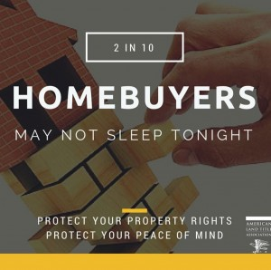 Homebuyers wont sleep